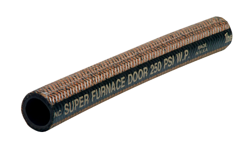 Wire Braid | Furnace Door Wire Braid Hose Cut And Couple