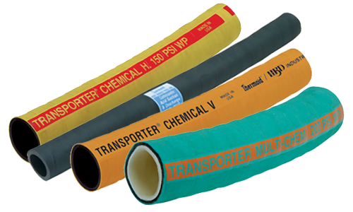 Chemical Industrial Rubber Hose