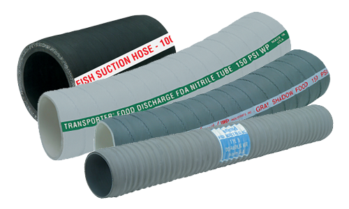 Food Industrial Rubber Hose
