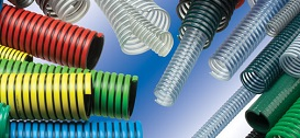 Plastic Suction Hose