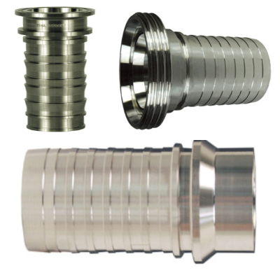 SS Sanitary Fittings