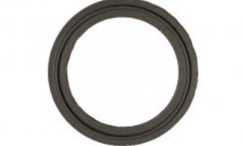 Black Buna Gasket for Tri-Clamp