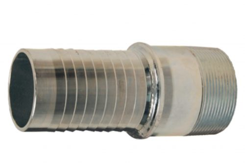 Tubular Type Holedall Male NPT Stem